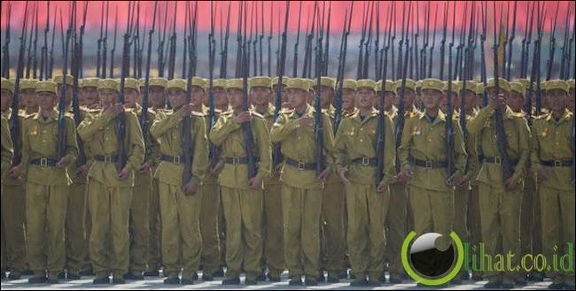 10. Korea Utara