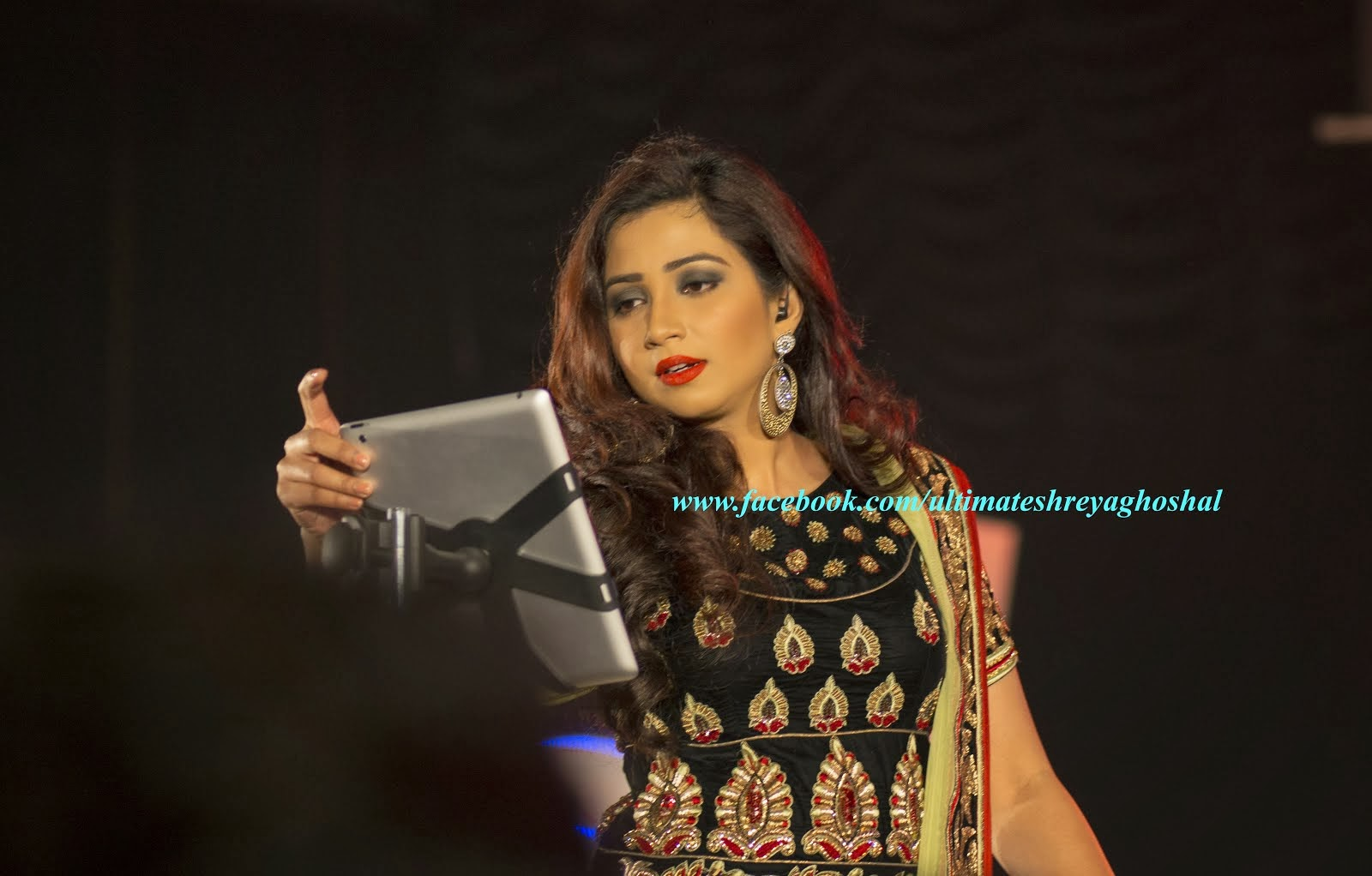 Shreya Ghoshal  www.singershreyaghoshal.com
