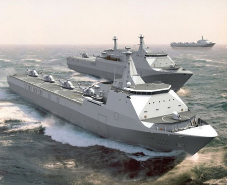 PT PAL akan Jual Kapal Landing Platform Dock (LPD) ke Filipina