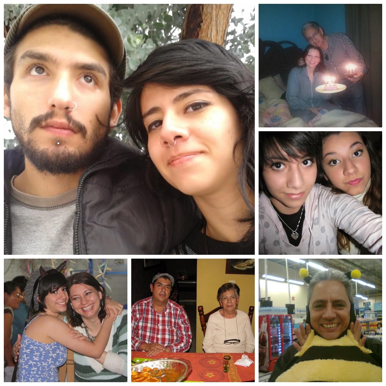 La gente que amo