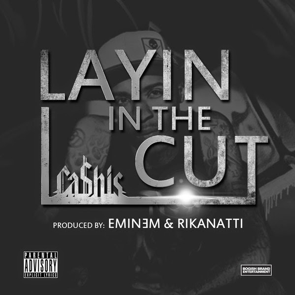 Ca$his - Layin in the Cut - Single Cover