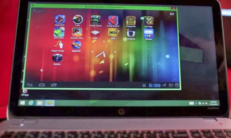 Bluestacks se junta com AMD para trazer Android ao PC