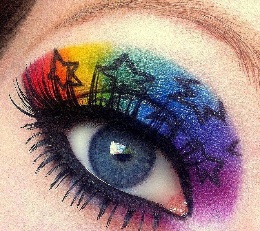 maquillaje de ojos - vol 2  24 fotos