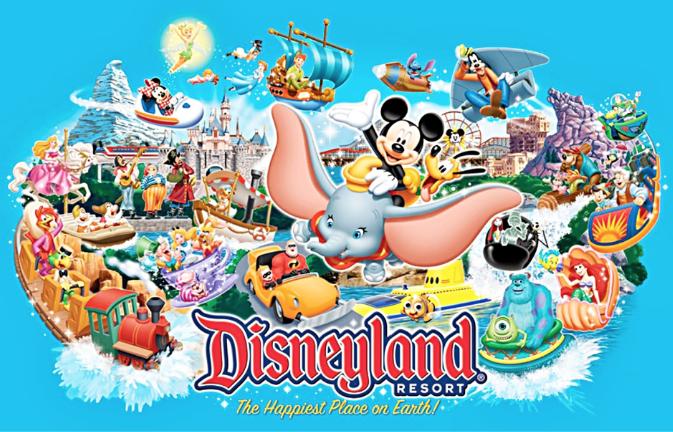 Plan Pdf Disneyland 5 Disneyland Planning Savings