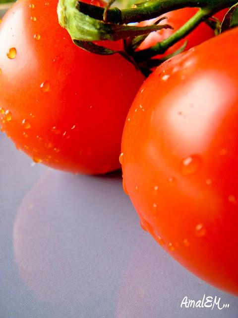 Ça titille les papilles !, Tomate, Rouge, Fruits et légumes