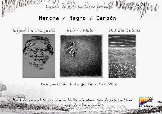 Mancha / Negro / Carbón