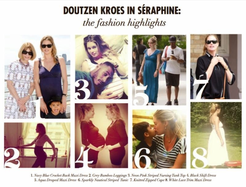 Fashion Highlights of Doutzen Kroes