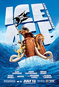 Kỷ Băng Hà 4: Lục Địa Trôi Dạt - Ice Age 4: Continental Drift poster