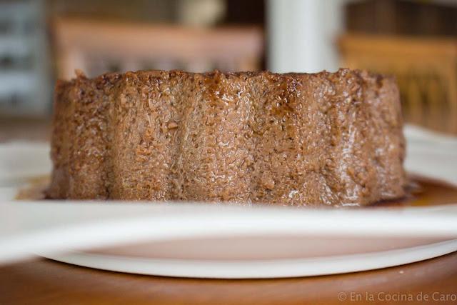 Flan de chocolate en la cocina de caro - Flan de huevo al bano maria en olla express ...