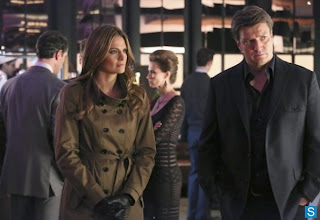 Castle - 5.21 The Squab and the Quail - Recap/Review (Spoilers)