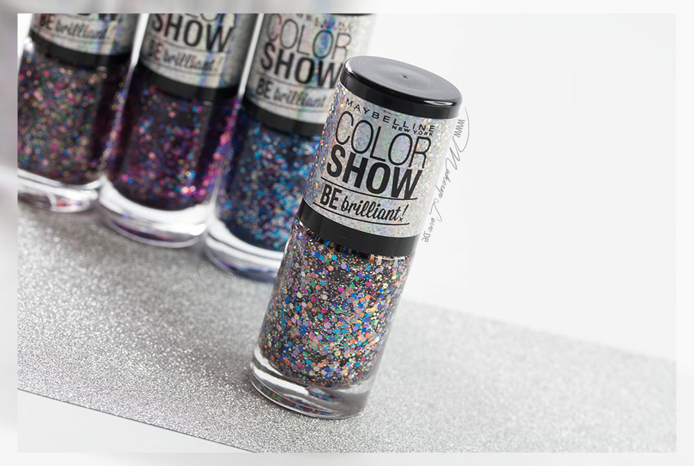 Maybelline Colorshow Nagellacke | BE brilliant! Kollektion Light it up