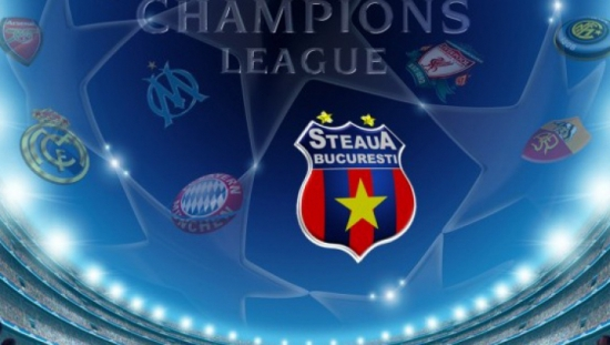 STEAUA Legia Varsovia LIVE video online pe internet