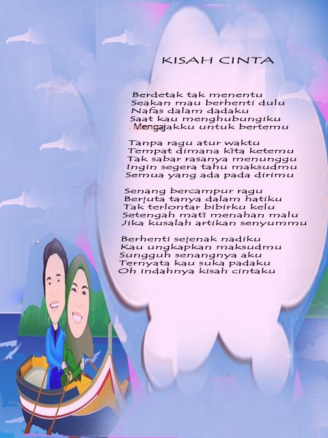 KISAH CINTA' By Anisayu