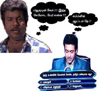 goundamani facebook reaction