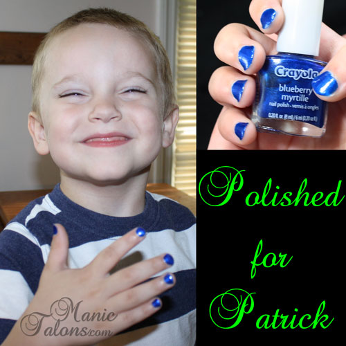 Polished for Patrick