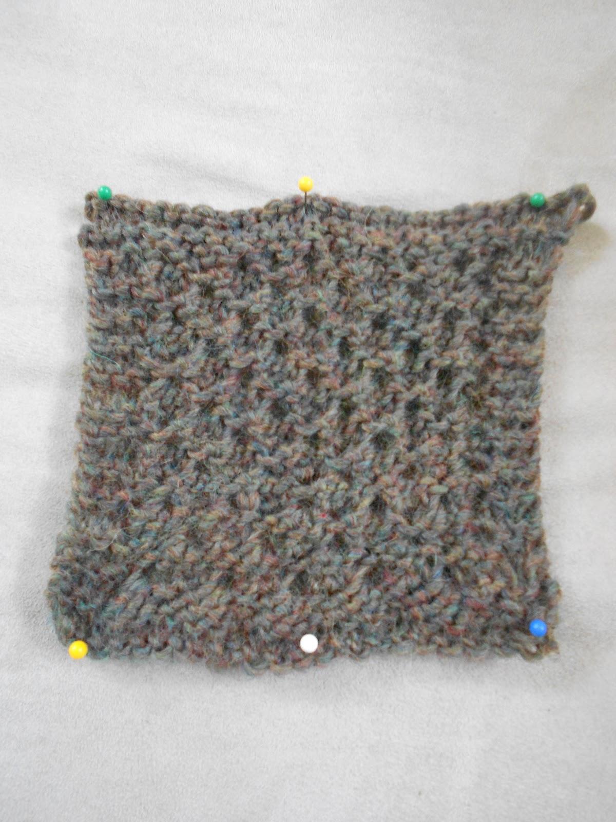 Knitting Raspberry Stitch In The Round : Blue Betty: Stitch Guide: Raspberry Stitch