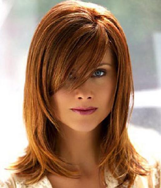 Color de pelo para mujeres triguenas