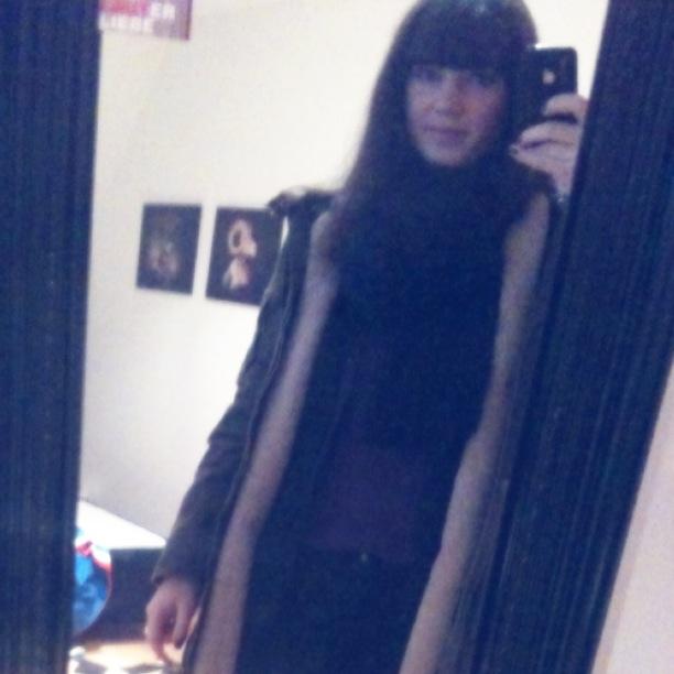 Fräulein Berger geht shoppen