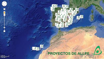 ALLPE Medio Ambiente - Proyectos y Estudios Ambientales - Consultoria Ambiental e Ingenier�a Medioambiental