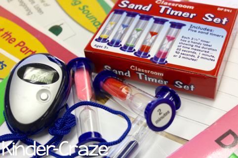 guided reading supplies