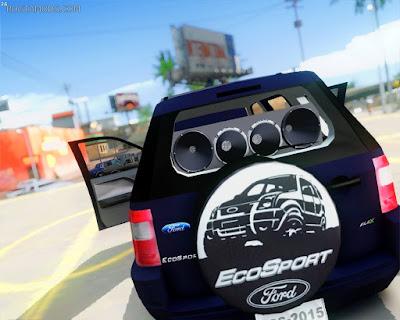 Gta Sa -  Ford EcoSport De 18 Infinity Spyder By TudoGtaSan