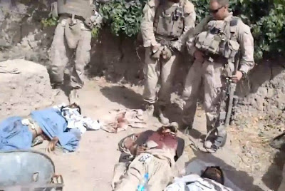 Marinir As Kencingi Mayat Taliban