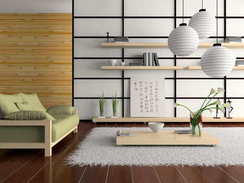 Zen Interior Design Zen Home Design Decorating Home