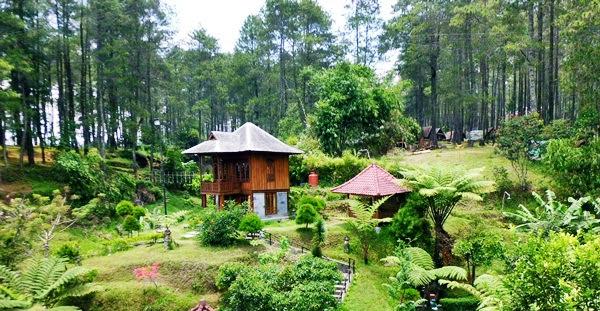 wisata cikole Lembang