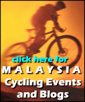 Malaysia Cycling Event & Blog