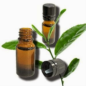 tea tree oil for natural acne treatment