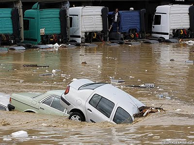 Deadly flash floods hit Istanbul