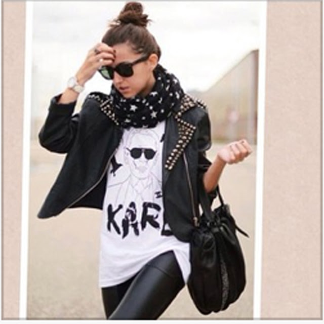 pray for karl tshirt instagram