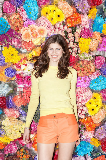 Actress, Model @ Alexandra Daddario - Marcelo Krasilcic Photoshoot for Trending NY