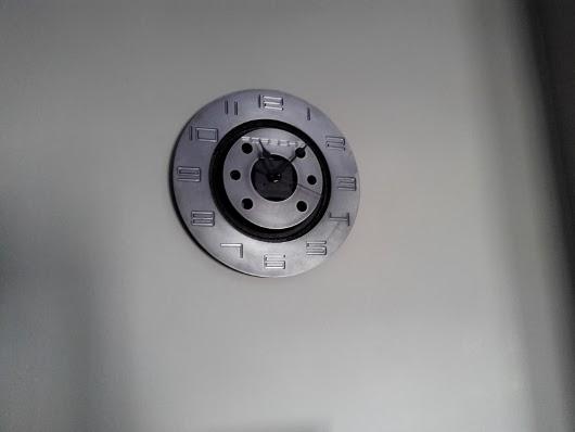 Reloj disco de freno