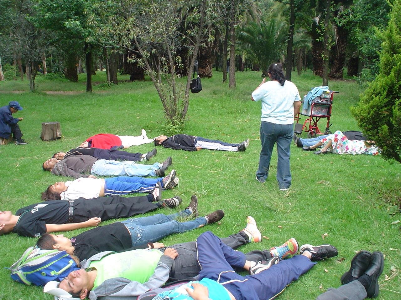 Huntington m xico blog relajaci n en los viveros de coyoac n for Viveros coyoacan