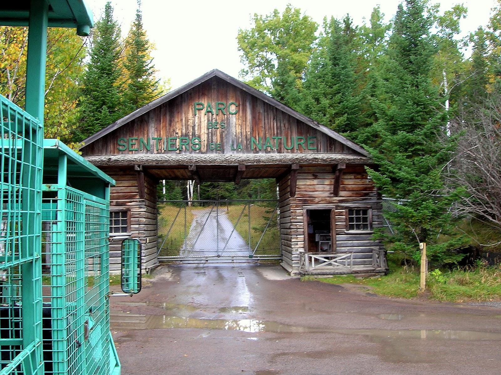 Populaire Partir au Québec: Canada 2007: Le zoo sauvage de Saint-Félicien YQ31