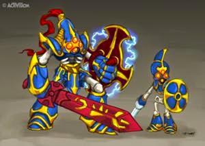 Krypt King Skylanders