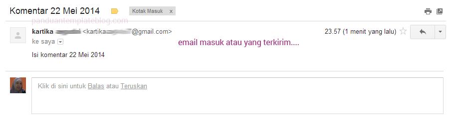 Cara Mengganti Nama & Mengalihkan Alamat Email