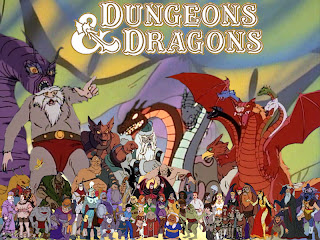 CALABOZOS Y DRAGONES (1983)