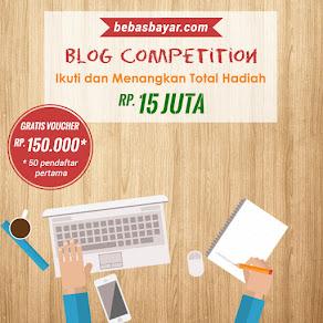 #BebasbayarBlogCompetition