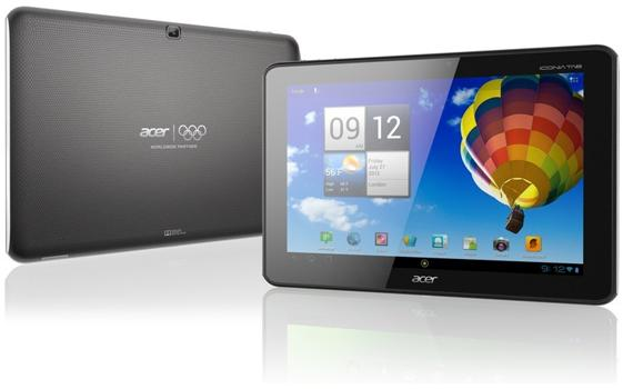 Acer Iconia Tab A511 Review and Gaming Performance