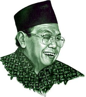Syair Gus Dur Dalam Bahasa Indonesia