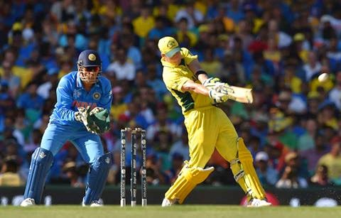 India vs Australia live score,streaming