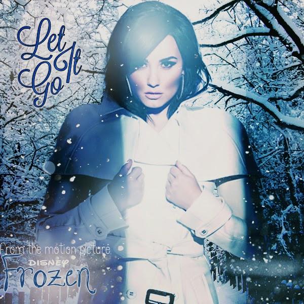 """Let It Go Lyrics by Demi Lovato (from """"Frozen"""")"""