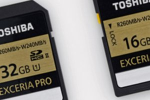 SD Card Tercepat dari Toshiba