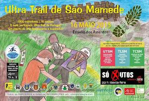 Ultra Trail de Portalegre 16 de Maio de 2015