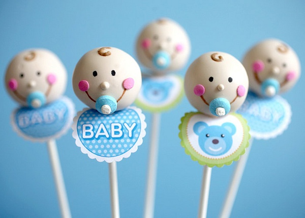 outside the box safari baby shower cake pop bibs
