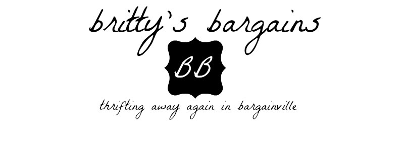 Britty's Bargains