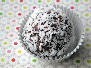 recipe for scandinavian inspired candy balls