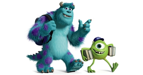 monsters animation monsters cartoon Monsters University Animation ...